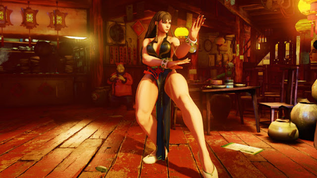 Natascha Enciso es la doble real de Chun-Li de Street Fighter