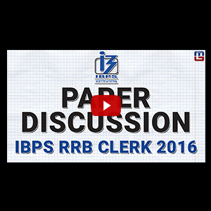 IBPS RRB CLERK 2016 | Paper Discussion | Maths | Must Watch