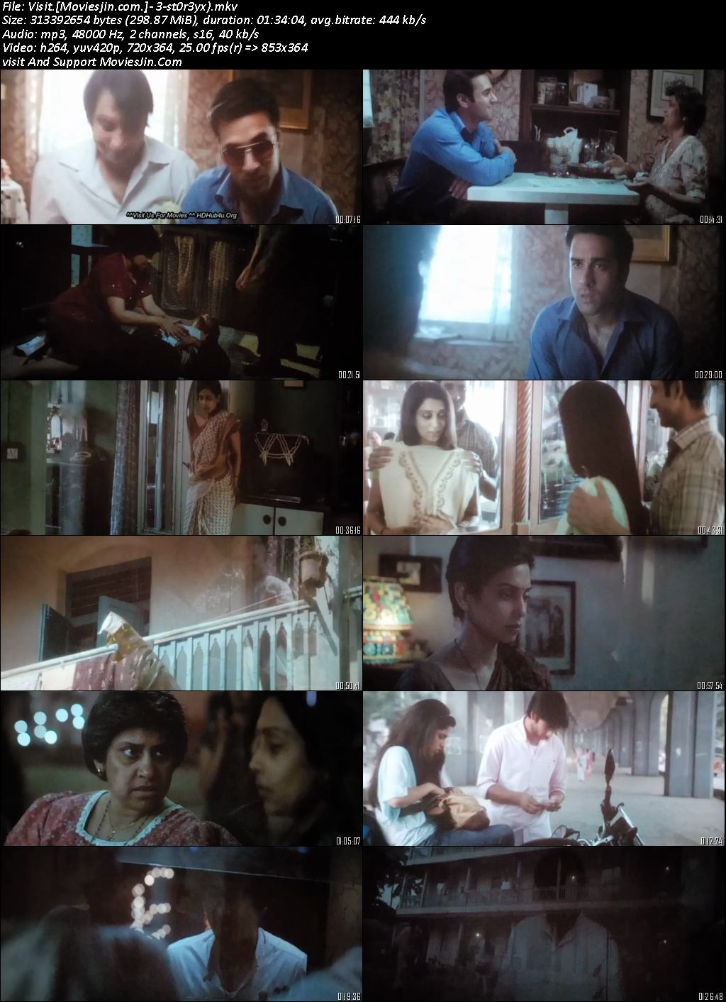 3 Storeys 2018 Hindi p-DvDRip Download 600Mb x264