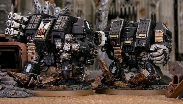 Manos de Hierro Warhammer 40.000