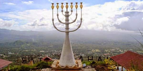 Rumah Yahudi Termegah di Indonesiaos