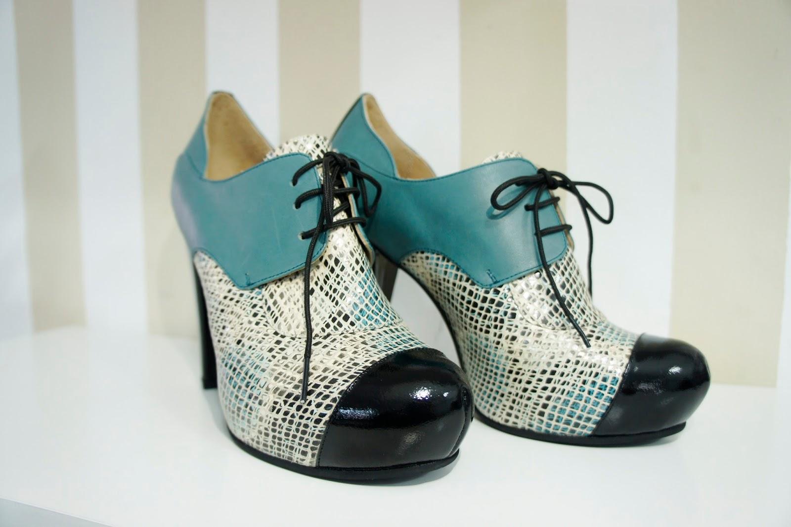 Lana Bang - Zapatos de Diseño texturas