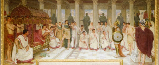 Negocios juridicos y Derecho romano