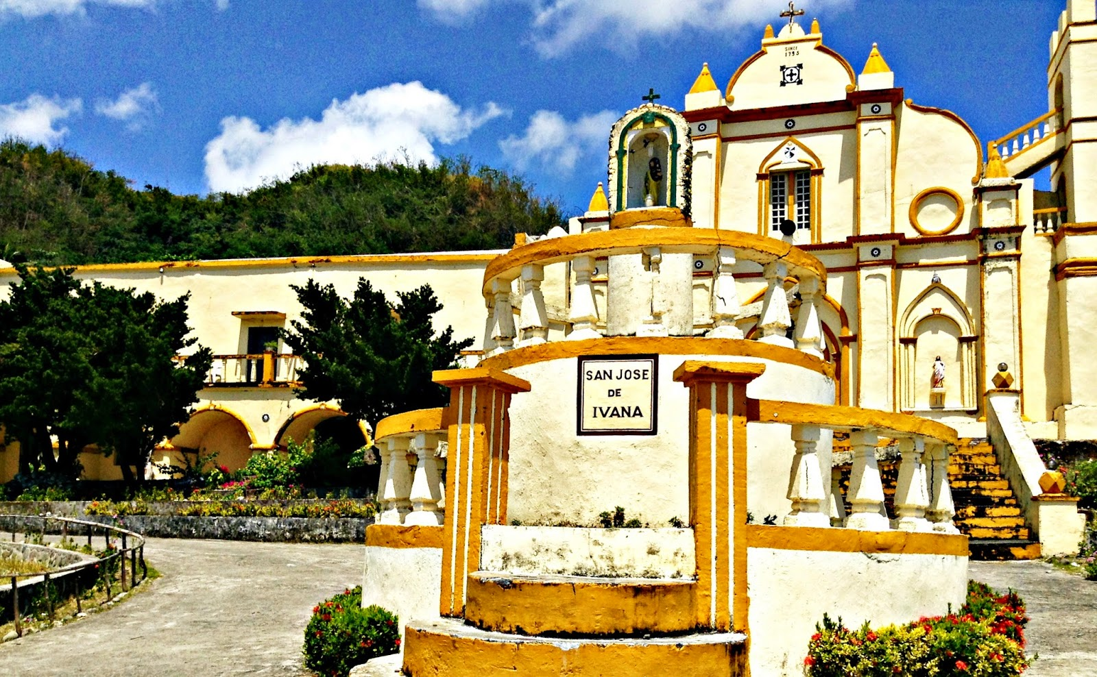 San Jose De Ivana Church in Batanes