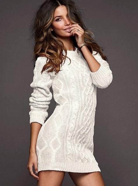 203dc5cab913 Les Femmes Rebelles  Come indossare l abito in maglia