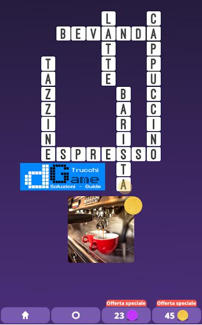 Soluzioni One Clue Crossword livello 17 schemi 5 (Cruciverba illustrato)  | Parole e foto