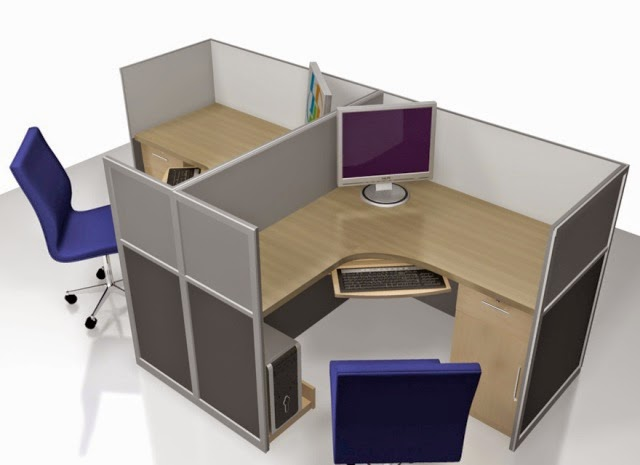 Design Cubicle Workstation