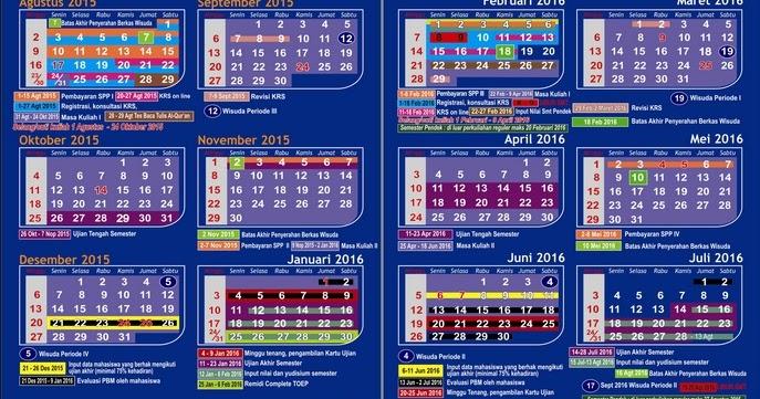 Kalender Pendidikan 2016 2017 Dilengkapi Dengan Rincian Hari Efektif Filenya