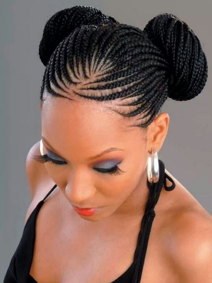 cornrow braid styles 2015 picture