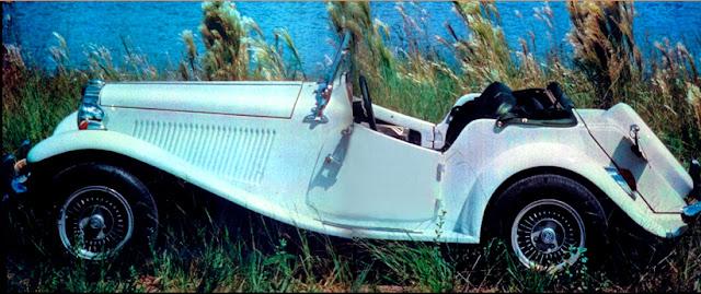 automóvel mp lafer - 1974