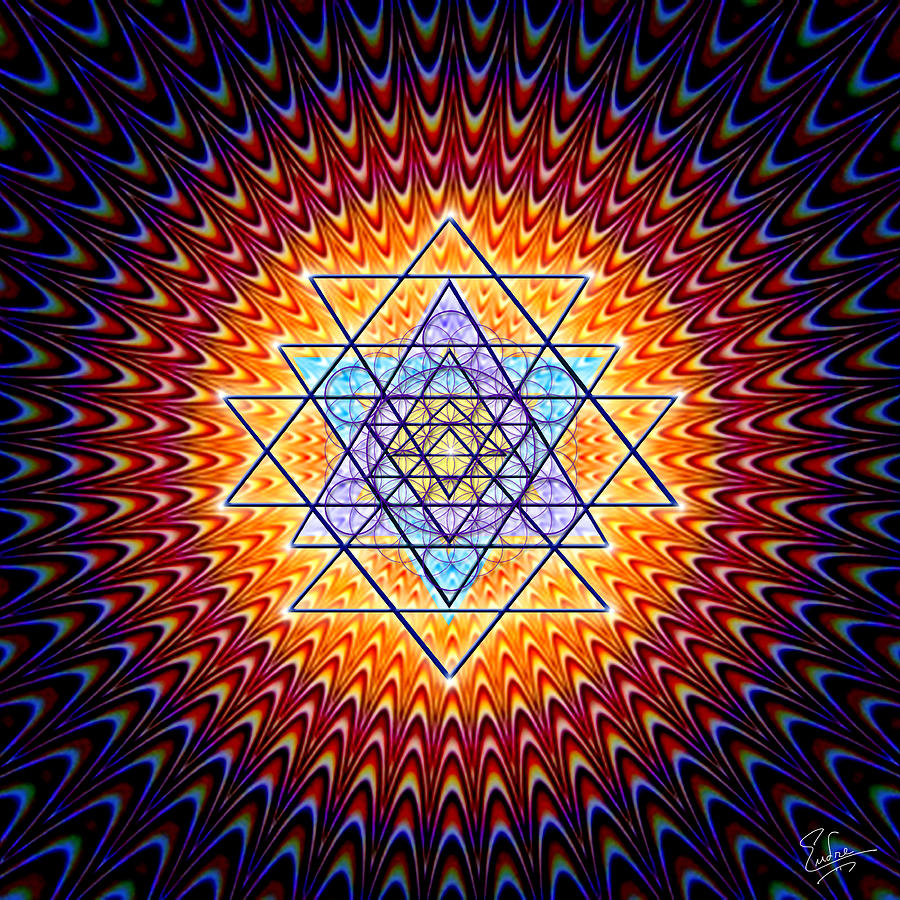 echo  sacred geometry is about control