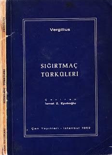 Vergilius - Sığırtmaç Türküleri