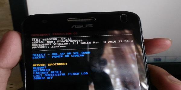 Asus Zenfone : Cara Mengatasi Bootloop Asus Zenfone C Z007 Terbaru 2018