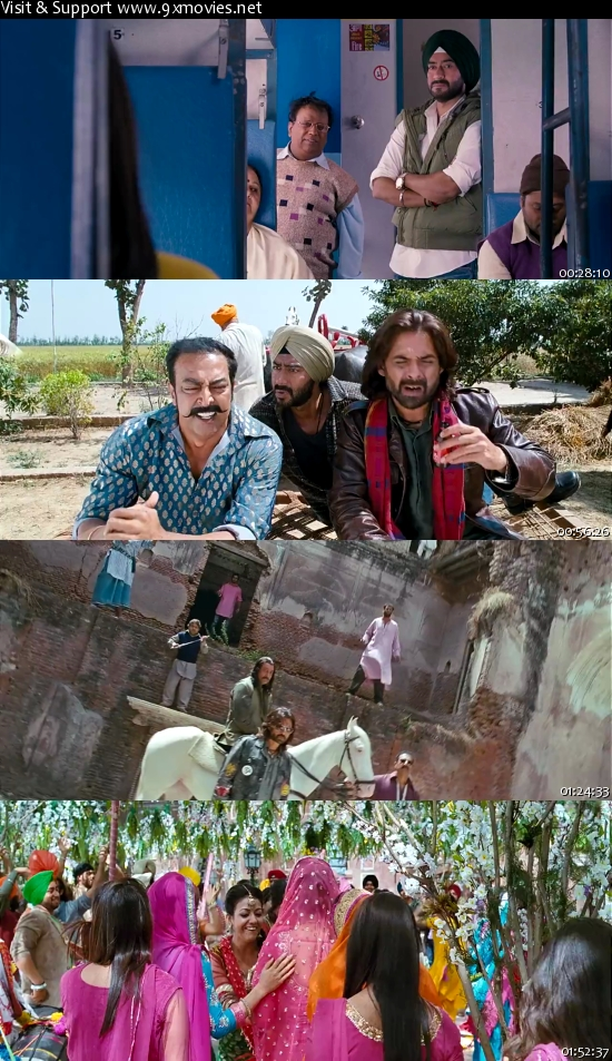 Son Of Sardaar 2012 Hindi 720p BluRay