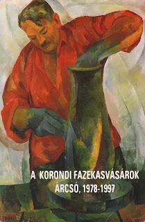 A korondi fazekasvásárok - Árcsó, 1978-1997