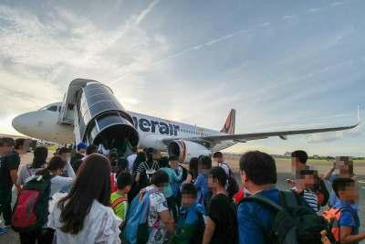 台灣虎航搭機流程攻略|虎航班機設施介紹|日本⇄桃園國際機場