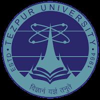 Tezpur university reqruitment