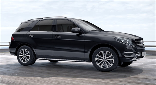 Mercedes GLE 400 4MATIC Exclusive 2019 thiết kế thể thao mạnh mẽ