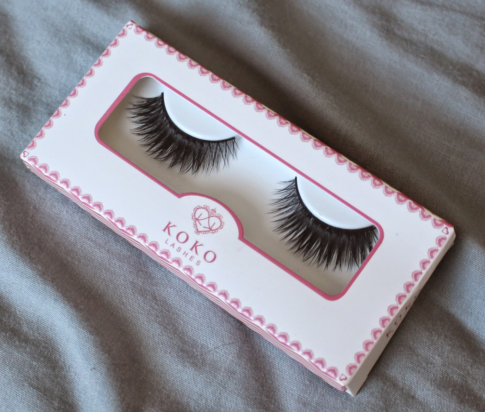 cfc66e9af96 Pittpanthermua Review Koko Lashes In Bella