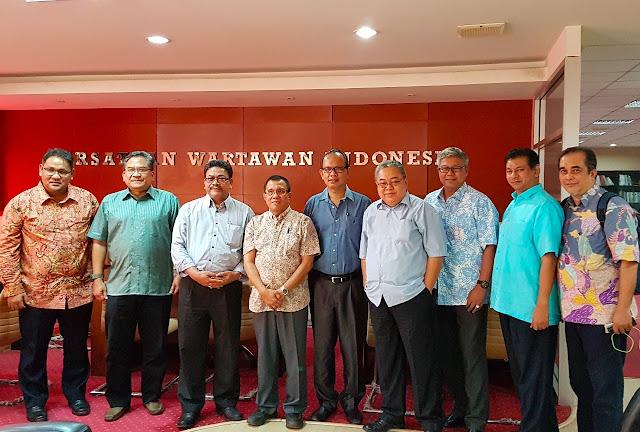 Pers Malaysia Studi Banding Ke Dewan Pers Indonesia