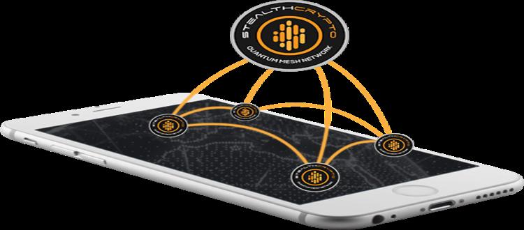 ICO StealthCrypto - Menciptakan Quantum Mesh Network Terdesentralisasi