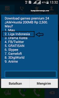 Memilih Liga indonesia