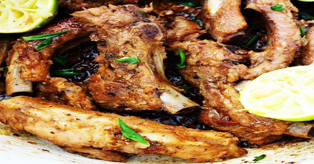 Best-Ever Sticky Slow Cooked Asian Ribs Recipe