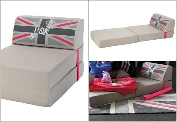 Marzua improvise camas para sus invitados - Colchon plegable ikea ...
