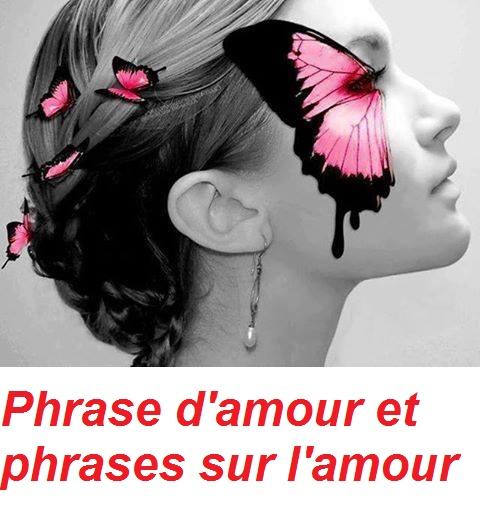 Phrases d'amour les plus belles ptite phrases sur l'amour
