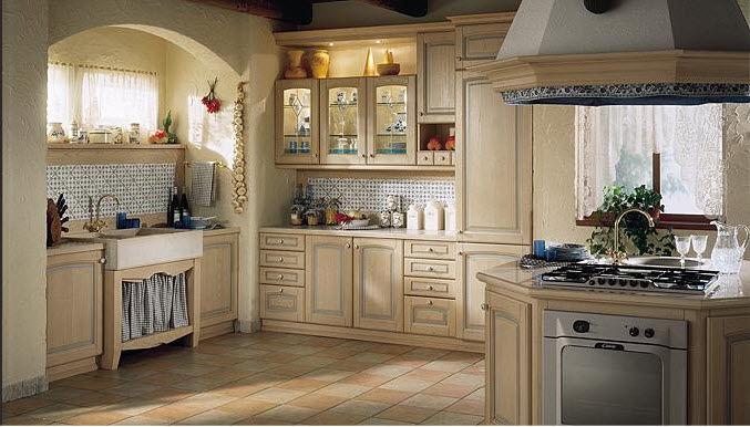 Meble Kuchenne Premium - aranżacja kuchni: Kuchnia prowansalska - jak zaaranżować niezwykłe wnętrze