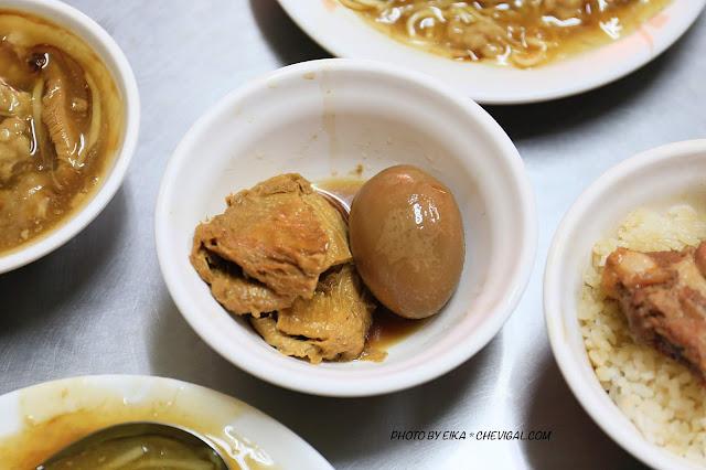 0121 - 傳記正老牌香菇肉羹,假日人潮多到滿出來!台中人懷念的就是這一味!