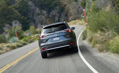 2016 Mazda CX 9 Release Date