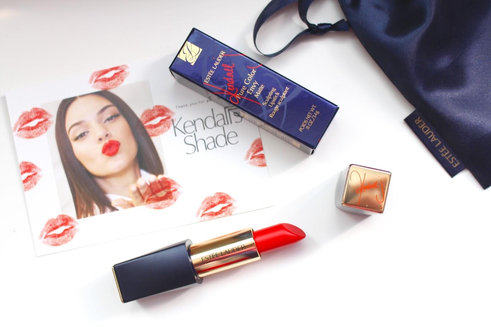 Kendall Lipstick Color Wajilips Co