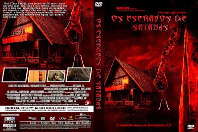 Filme Os Escravos de Satanás (Pengabdi Setan) DVD Capa