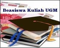 Beasiswa Kuliah UGM 2017/2018 (Universitas Gadjah Mada)