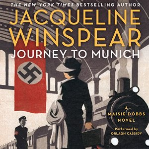 Orlagh-Cassidy-narrator-narrates-Journey-To-Munich-for-author-Jacuqline-Winspear-at-Soundcloud