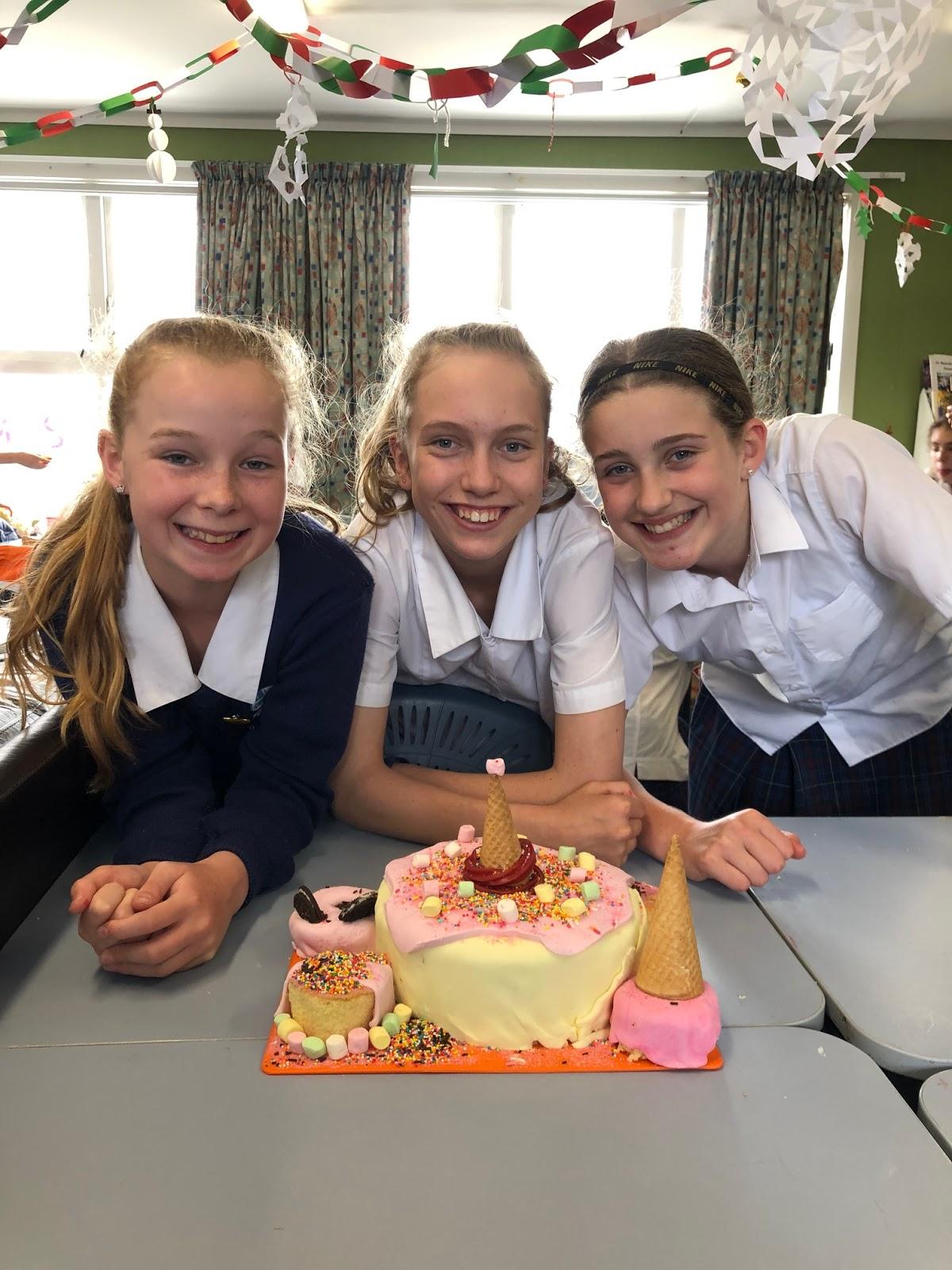 Kauri Blog: Cake Decorating Competition 2018