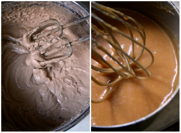 batter and frosting
