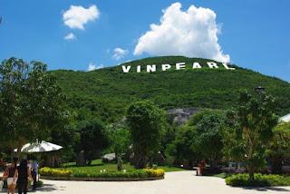 Letrero de Vinpearl