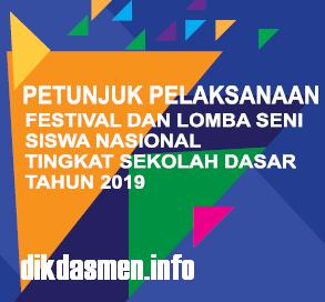 Petunjuk Pelaksana FLS2N SD 2019