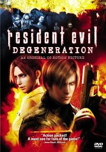 Resident Evil: Degeneration Poster