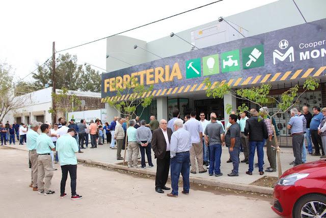 Montechiari Gerente de la Cooperativa habló sobre la gran inauguración