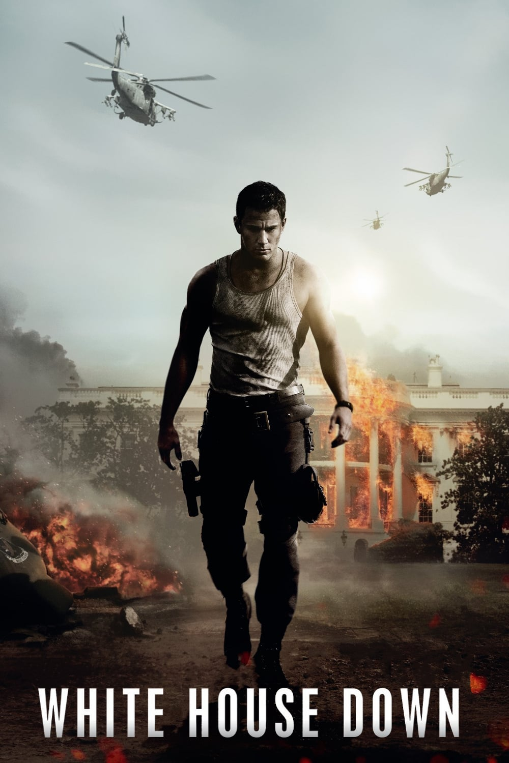White House Down [2013] [DVD9] [NTSC] [Latino]