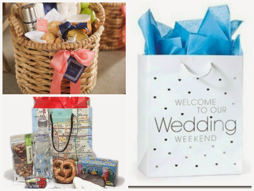 Gifts For Out Of Town Wedding Guests: Charlotte, NC Wedding & Event Planners