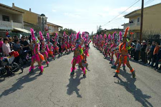 A 3 Km de Vila, Carnaval 2017 Sant Jaume dels Domenys