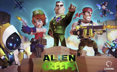 Alien Creeps TD Mod Apk v2.21.0 Unlimited Money/Unlocked Hero Terbaru