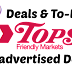 Tops Markets:  Unadvertised Deals 6/17 thru 6/23