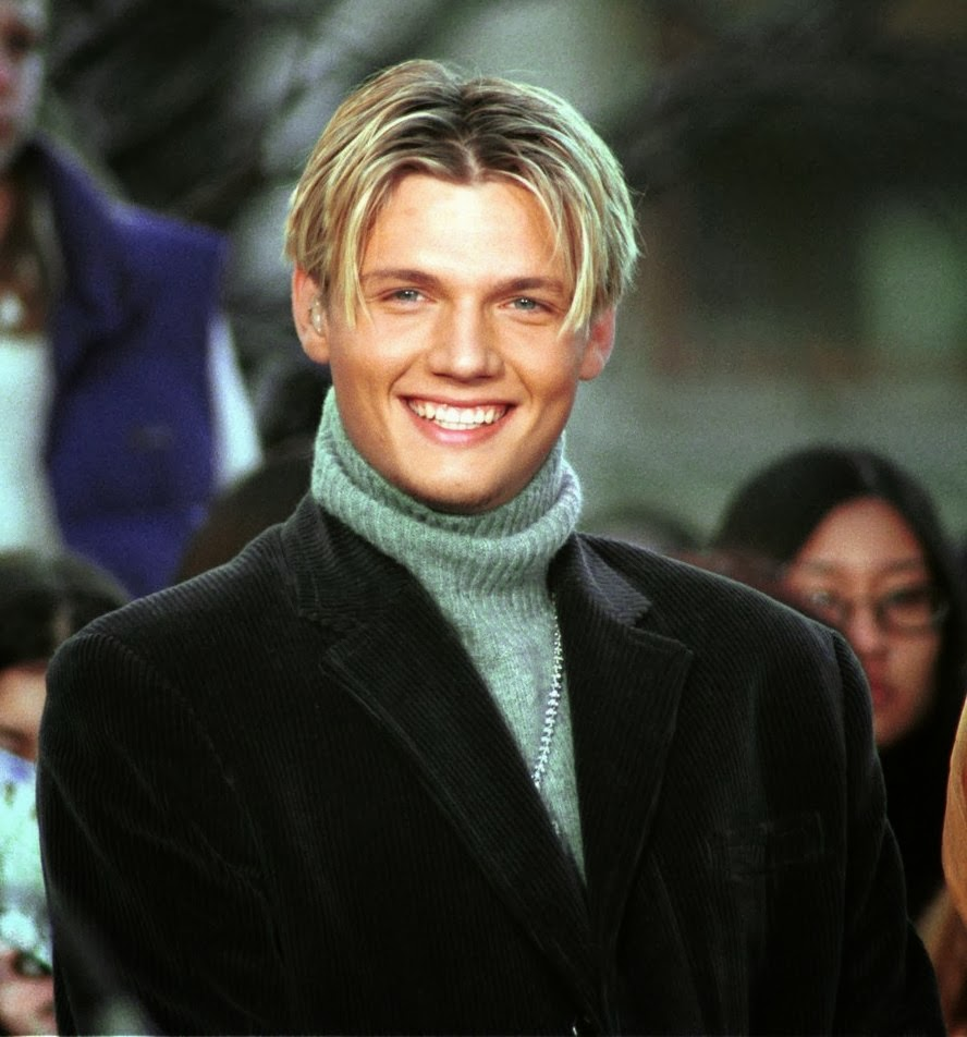 Backstreet Boys Indonesia Fanz: Nick Carter Hairstyles ...
