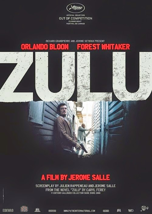 ZULU / ΤΟ ΑΚΡΩΤΗΡΙ ΤΗΣ ΒΙΑΣ 2013 BRRip ταινιες online seires oipeirates greek subs