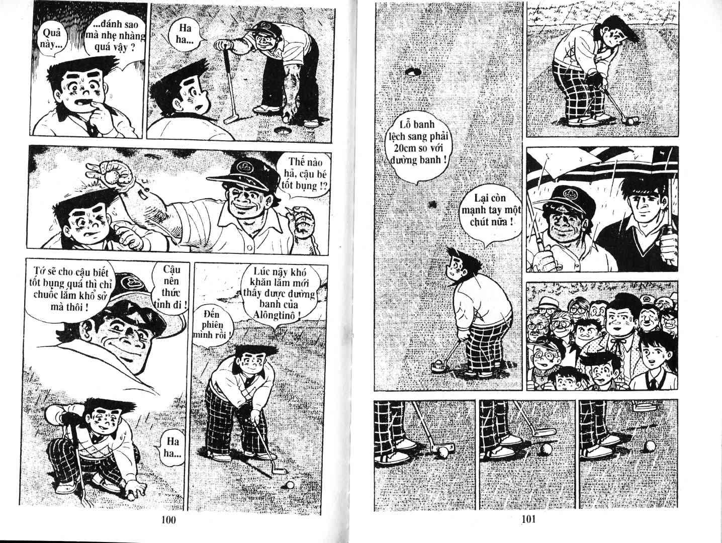 Ashita Tenki ni Naare chapter 47 trang 50